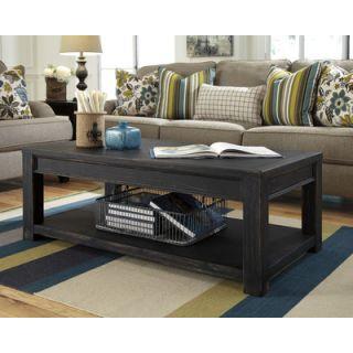 Furniture Living Room FurnitureRectangle Coffee Tables Signature