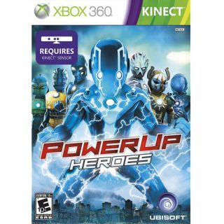 Powerup Heroes Kinect (Xbox 360)   Pre Owned