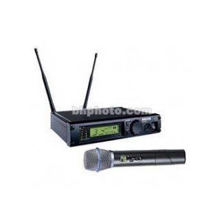 Shure ULX Professional Series   Wireless ULXP24/BETA87A M1