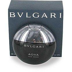 Bulgari Aqua Pour Homme Mens 1 ounce Eau de Toilette Spray