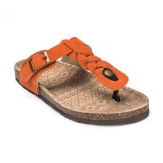 MUK LUKS Women's Marie Terra Turf Sandals