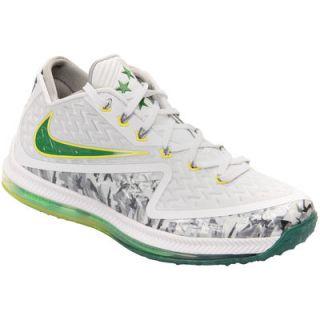 Oregon Ducks Nike Field General Shoes   White/Yellow