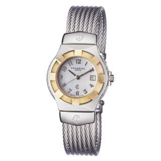 Charriol Womens CELT31.541.C003 Celtica 3 Mother of Pearl Dial Two
