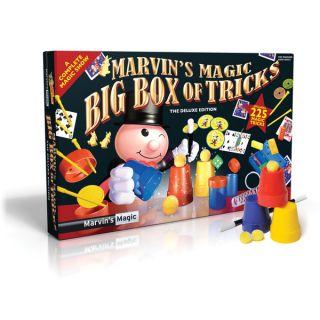 Marvins Amazing Big Box Of 225 Magic Tricks   18367051