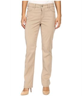 Nydj Petite Petite Marilyn Straight Jeans In Quicksand Chino Twill Quicksand Chino