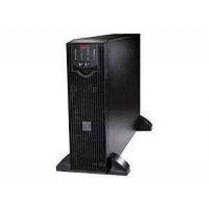 APC Smart UPS RT 6000 Marine   UPS   AC 220/230/240 V   4.2 kW   6000 VA   RS 232   output connectors: 10   3U (SURT6000XLIM)