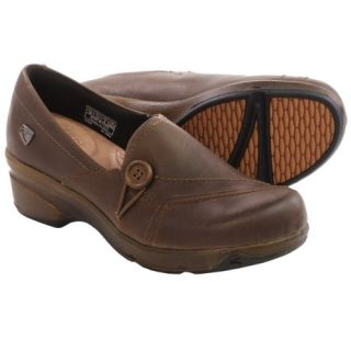 Comfy   Review of Keen Mora Button Shoes   Leather, Slip Ons (For Women) by HikerMom on 5/2/2016