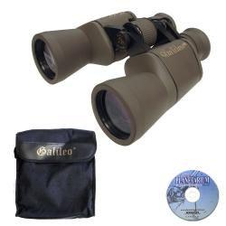 Galileo LE 750WA Long Eye Relief Binocular (Refurbished) 7x50mm
