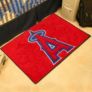 Los Angeles Angels of Anaheim 19 x 29 Red Logo Starter Mat