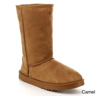 Via Pinky Womens Coco 26 Slip on Mid calf Winter Boots