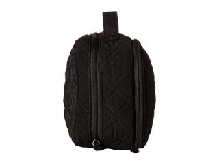 Vera Bradley Luggage Large Blush & Brush Makeup Case Classic Black