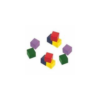 HABA 638 6 Basic Colors Babys First Blocks