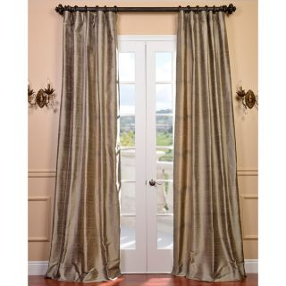 EFF Signature Cashmere Textured Silk Curtain Panel