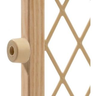 Evenflo Position and Lock Classic Gate, Beige