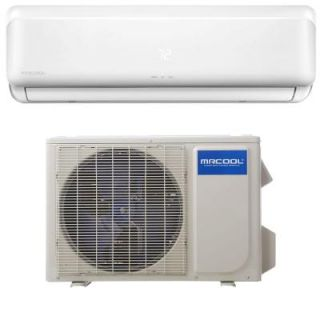 MRCOOL Advantage 9,000 BTU 3/4 Ton Ductless Mini Split Air Conditioner and Heat Pump   230V/60Hz A 09HP 230