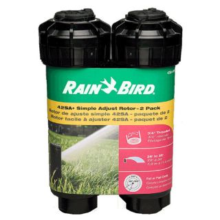 Rain Bird 2 Pack 4 in Plastic Gear Drive Sprinkler