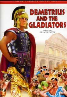 Demetrius & The Gladiators (DVD)   Shopping   Big Discounts