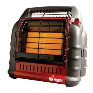Mr. Heater MH18B Portable Big Buddy Propane Heater
