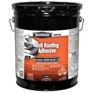 Gardner 4.75 Gal. Roll Roofing Adhesive 0365 GA