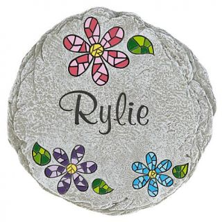Personal Creations Personalized Small Mosaic Garden Stepping Stone   7447555
