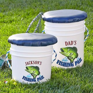 Personal Creations Personalized Fishing Pail   10071640